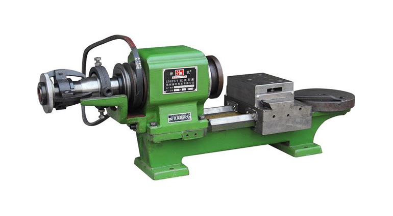Instrument lathe introduction a